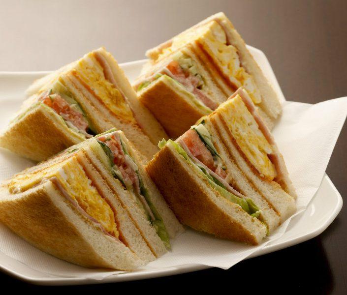サンドイッチが美味しい喫茶店   喫茶アマゾン